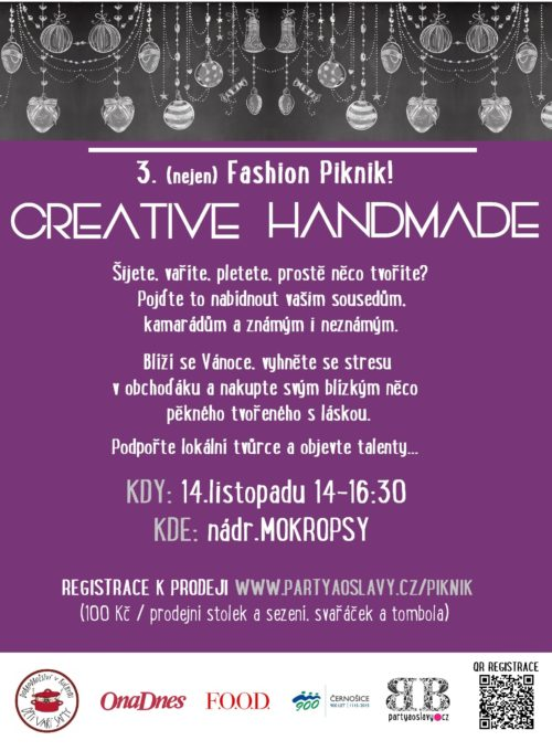 Plakát Fashion Piknik 3