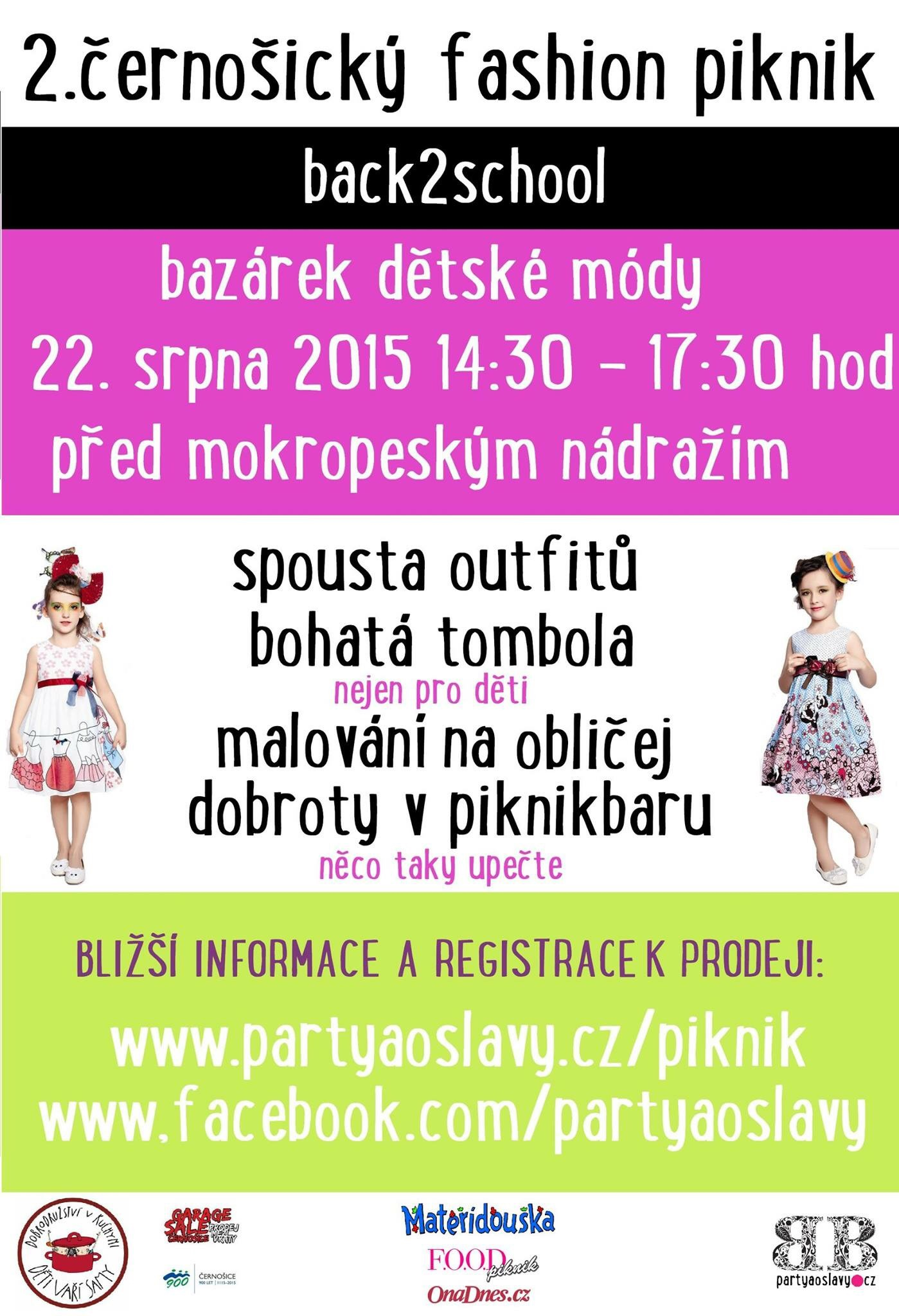 Plakát Fashion Piknik 2